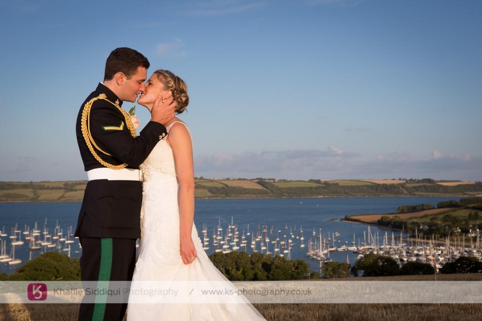 Restronguet Wedding | Sarah & Matt