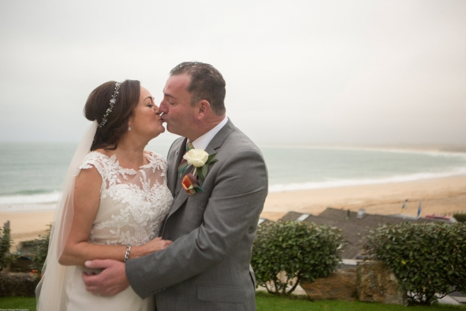 Carbis Bay Wedding - Sharon & Gary