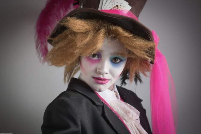 Portrait Photographer Cornwall - The Mad Hatter
