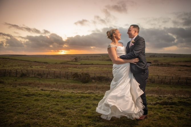 Trevenna Wedding - Nicola & Rob