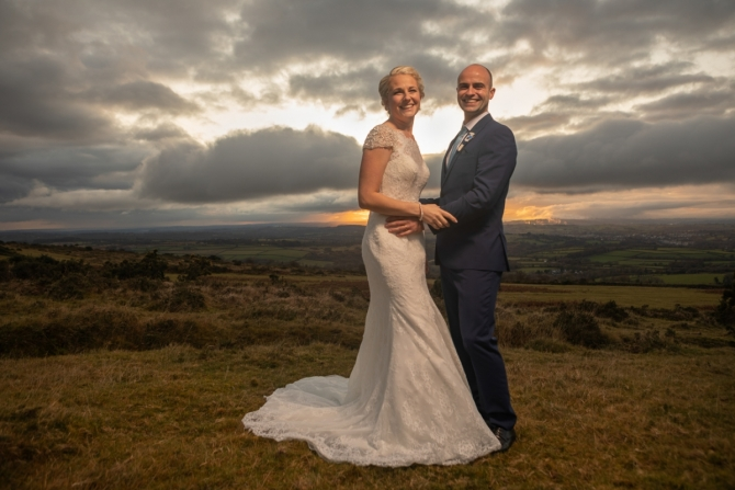Two Bridges Hotel Wedding Photographer - Lisa & Richard