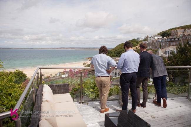 St ives harbour hotel wedding chloe joel for 1 atlantic terrace st ives
