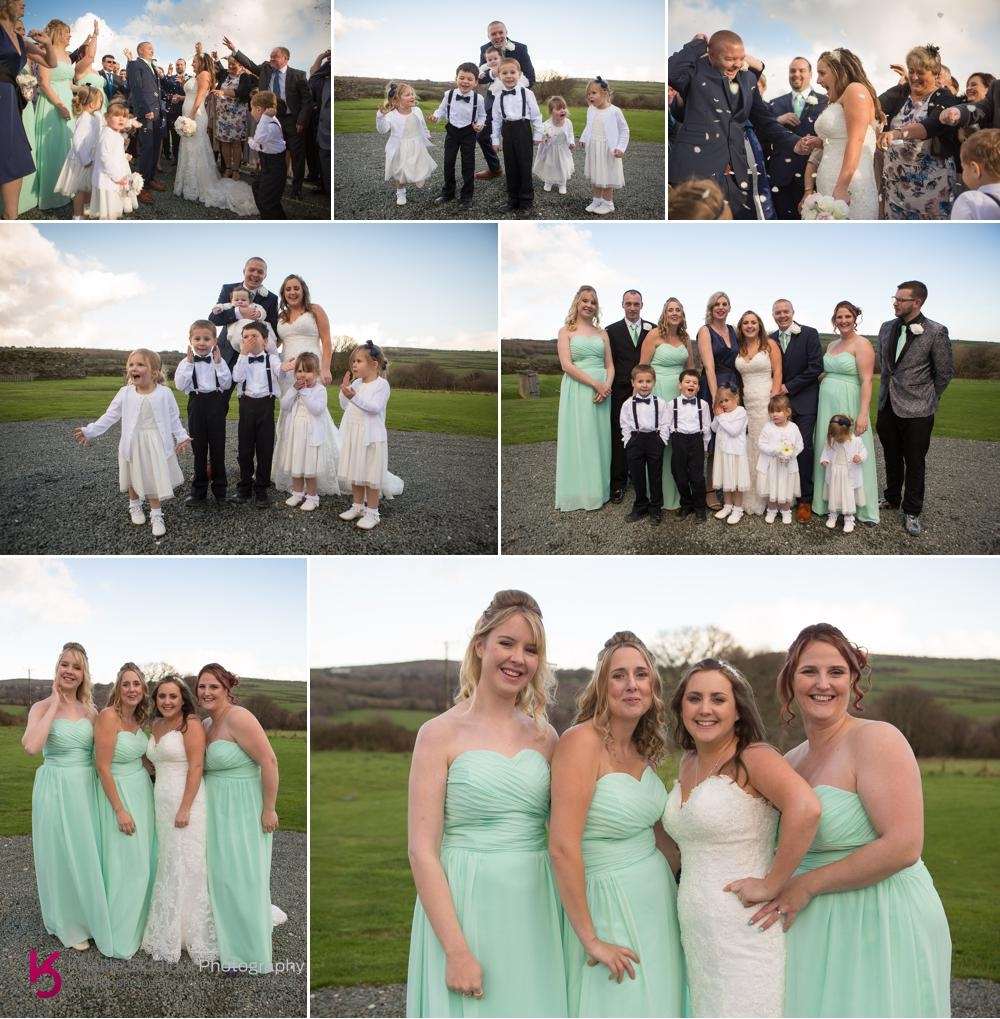 Trevenna wedding zoe darren being as it was the last weekend in november we were up against it with the light so as soon as the group photos were done we made the most of the ombrellifo Image collections